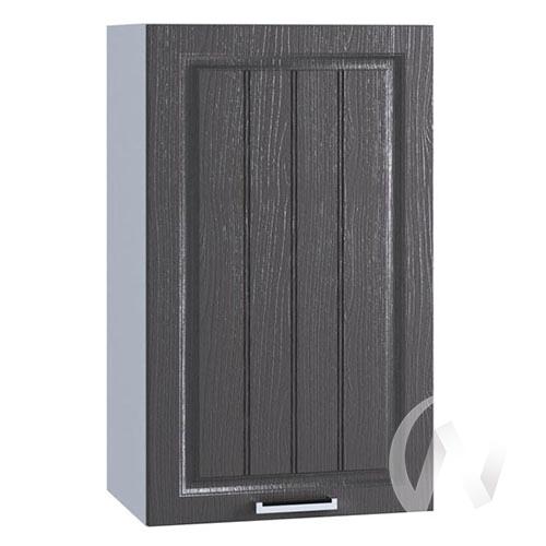 "Кухня ""Луксор"": Шкаф верхний 509, ШВ 509 (Клён серый/корпус белый)"