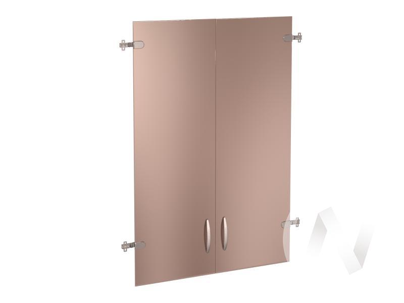 """Двери стеклянные 3 секции """"Альфа"""" 63.38"""