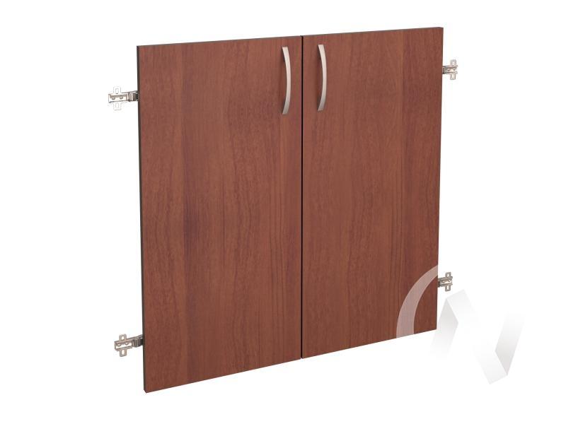 """Двери на 2 секции """"Рубин"""" 41.37"""