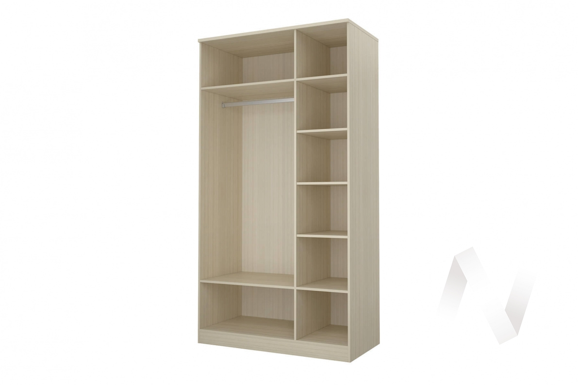 Дженни СТЛ.127.01 Шкаф 3-х дверный (Cilegio Nostrano/Granite Rose)