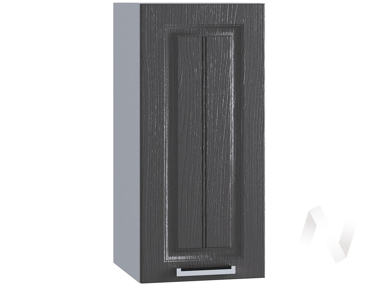 "Кухня ""Луксор"": Шкаф верхний 300, ШВ 300 (Клён серый/корпус белый)"