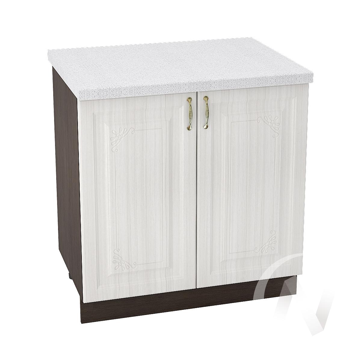 """Кухня """"Виктория"""": Шкаф нижний 800, ШН 800 новый (корпус венге)"""