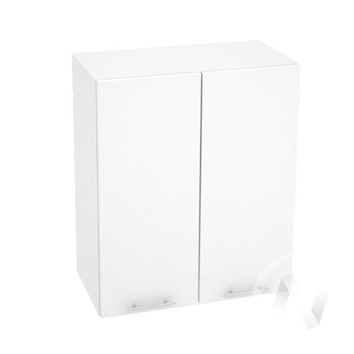 """Кухня """"Валерия-М"""": Шкаф верхний 600, ШВ 600 новый (белый глянец/корпус белый)"""