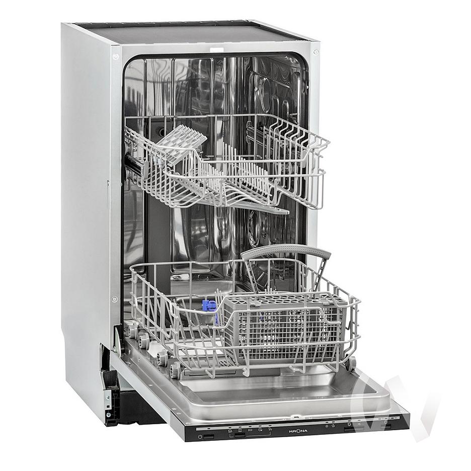 Посудомоечная машина встраиваемая BRENTA 45 BI в Новосибирске в интернет-магазине мебели kuhnya54.ru