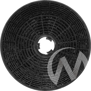 Угольный фильтр тип KE (1 шт.) art.172KE