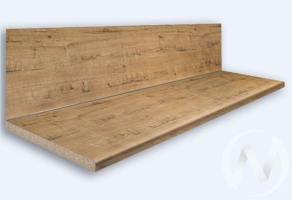 Столешница 3000*600/38мм (№100Ш дуб бунратти) в заводской упаковке