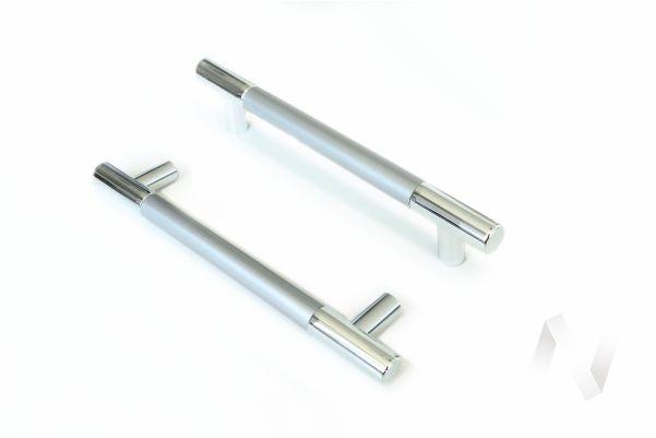 Ручка-скоба М0029 С15 128мм (Марта/Рошель) (хр+мет)