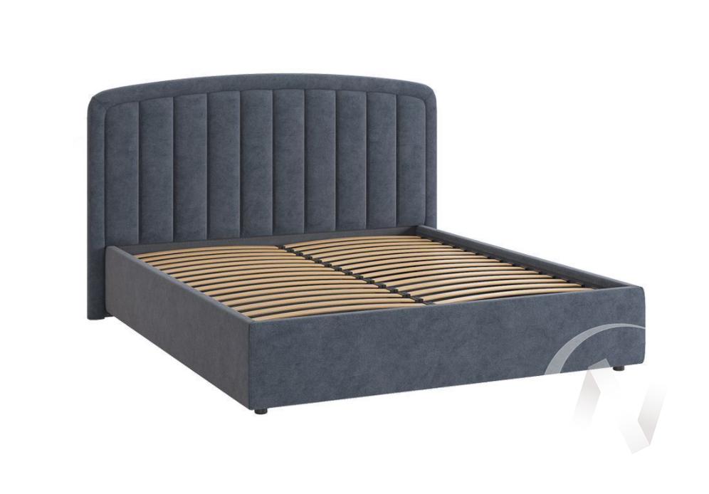 """Кровать мягкая 1,6 с подъемным механизмом """"Сиена-2"""" (Топаз)"""